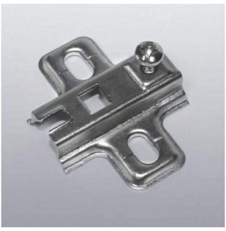 Plokštelė lankstui 'SLIDE-ON' 4mm
